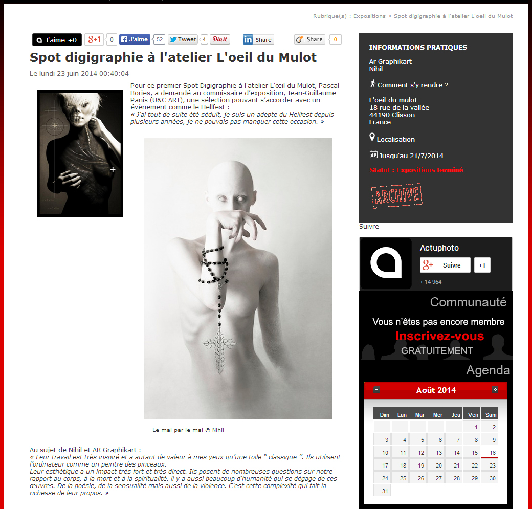 Browse Recent Exhibition Reviews