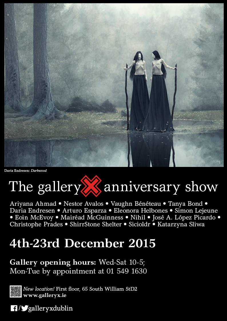 Gallery X anniversay show