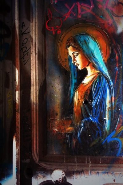[PRAY] collaboration with C215