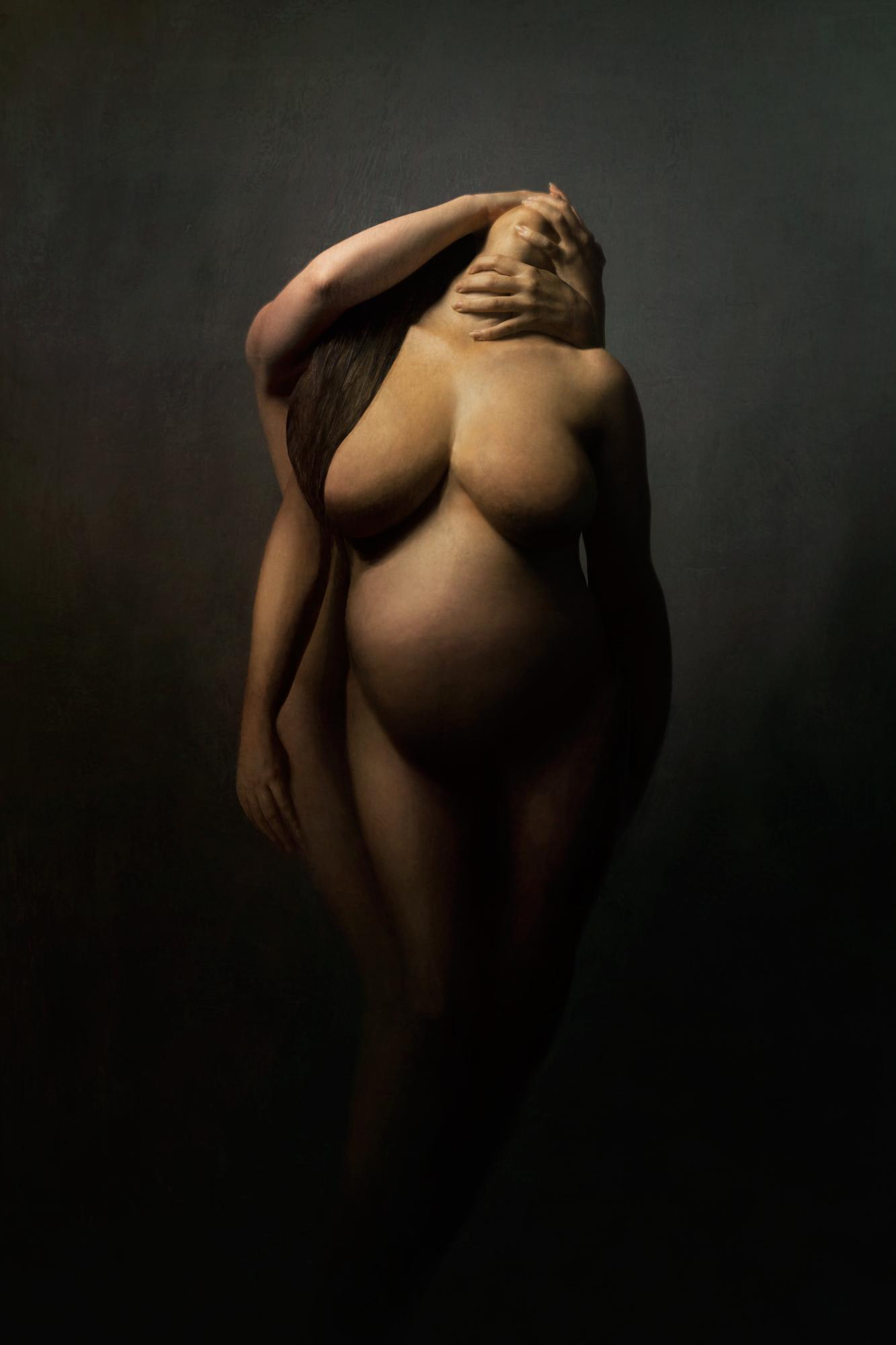 """[ET ON EN OUBLIA LES PHOSPHENES]<br>Photo : <u><a href=""""https://www.instagram.com/aurelie_asphodel/"""">Aurélie Raidron</a></u><br>Models : Alexandra A. & Aurélie Raidron<br><u><a href=""""http://www.nihil.fr/product/et-on-en-oublia-les-phosphenes/"""">Order a print</a></u>"""