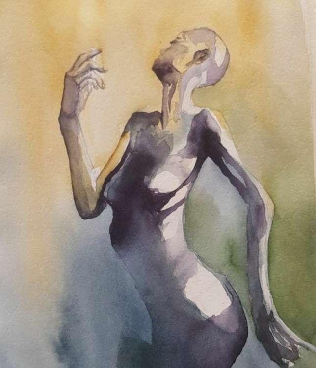 [RISEN] watercolor by @khamsemahbube